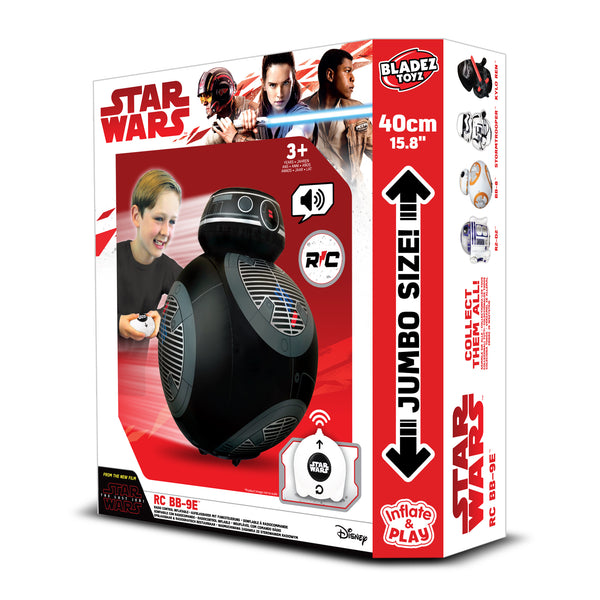 RC Inflatable Jumbo BB-9E