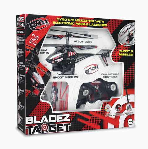 Bladez Target - Gameplay Helicopter