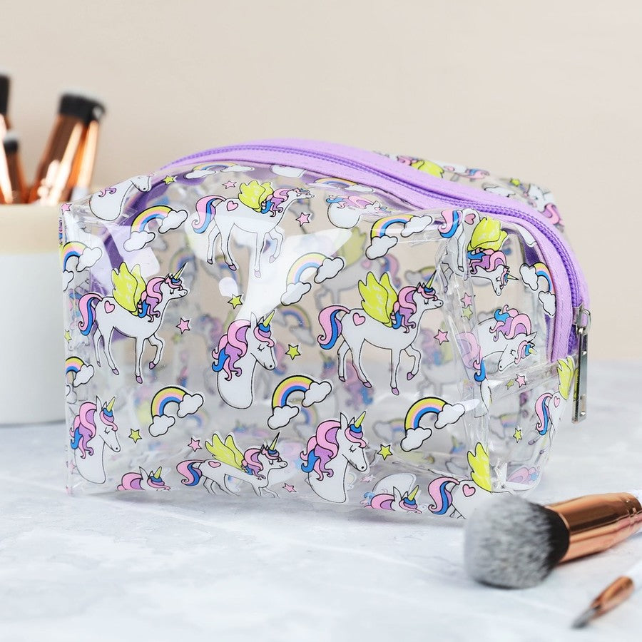 Unicorn Make Up Bag | Animal Themed Accessories