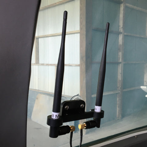 Remote ADS-B Antenna Mount Kit
