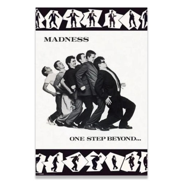 Madness One Step Beyond Poster
