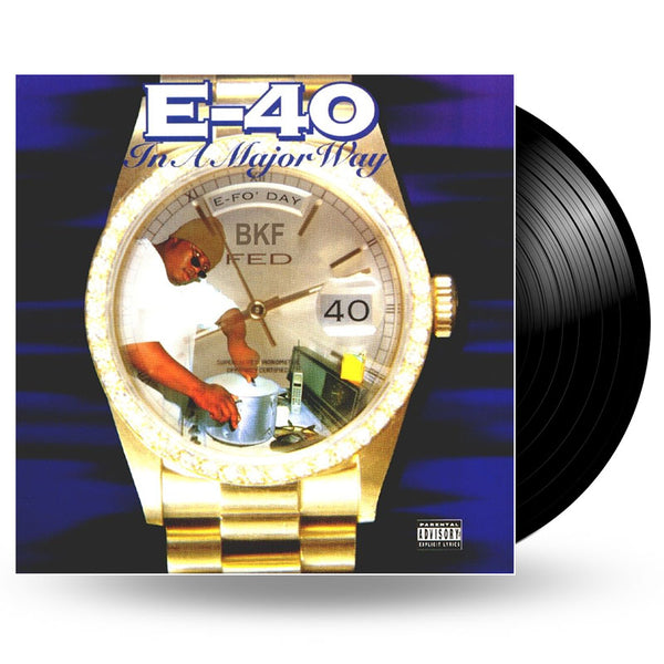 E-40 - IN A MAJOR WAY - 2LP