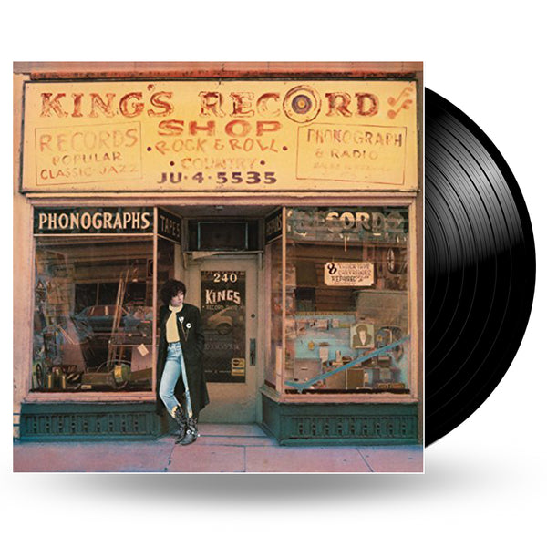 ROSANNE CASH - KING'S RECORD SHOP - LP
