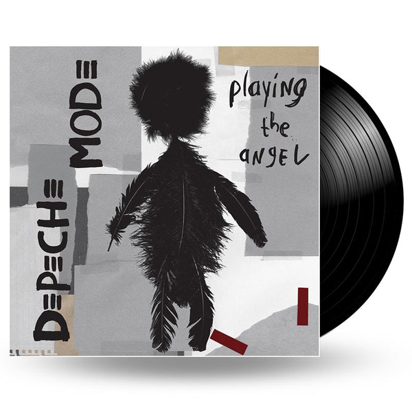 DEPECHE MODE - PLAYING THE ANGEL - 2LP