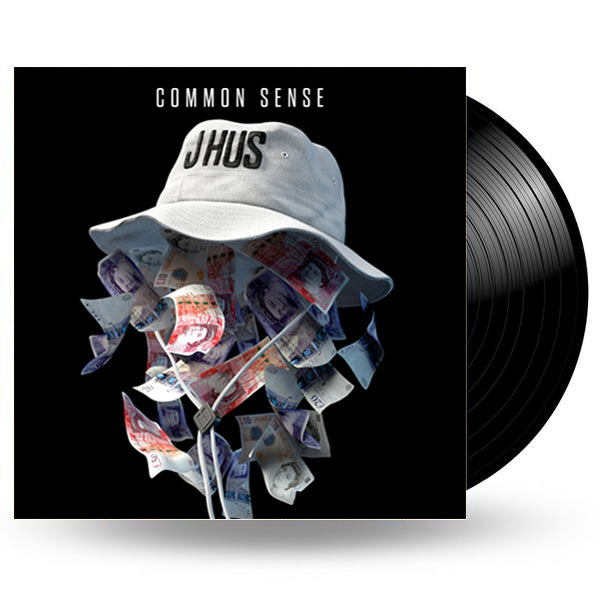 J HUS - COMMON SENSE - LP