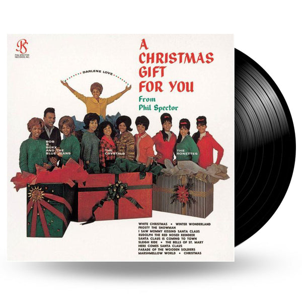 PHIL SPECTOR - A CHRISTMAS GIFT FOR YOU FROM PHIL SPECTOR - LP