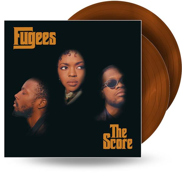 FUGEES - THE SCORE - Colour 2LP