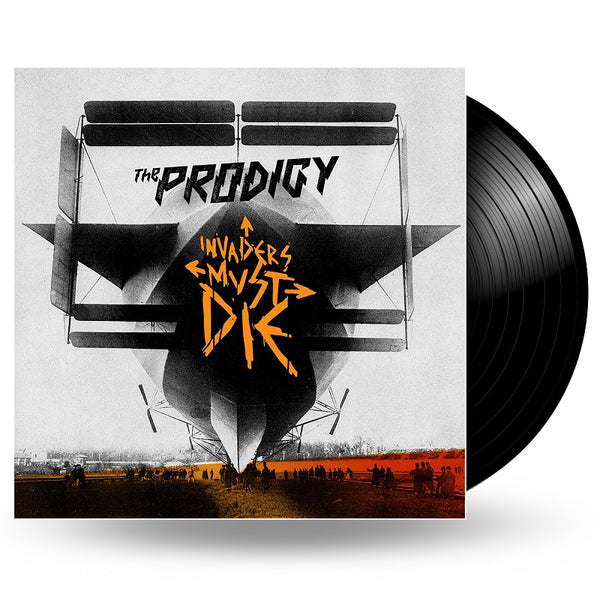 THE PRODIGY - INVADERS MUST DIE - 2LP
