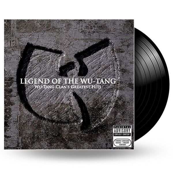 WU-TANG CLAN - LEGEND OF THE WU-TANG - 2LP