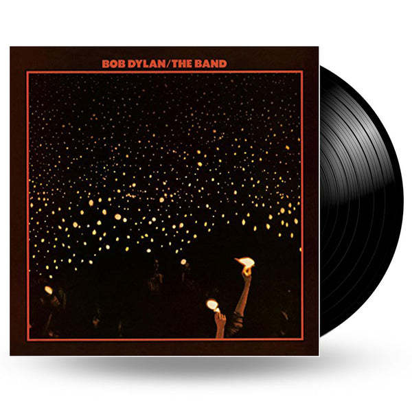 BOB DYLAN - BEFORE THE FLOOD - 2LP