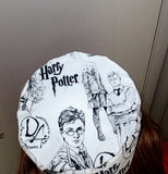 Harry Potter Bucharian kippah or Sephardic hat yarmulke many patterns and characters