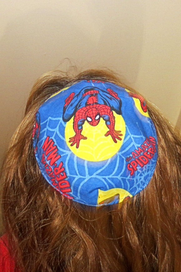 Spiderman small kippah