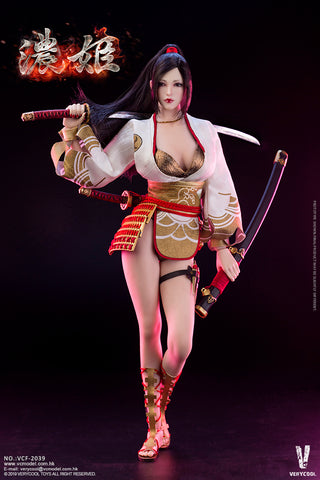 Very Cool - Ancient Japanese Heroine Series Nōhime