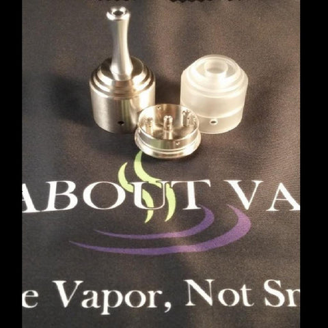 Clear Cap for Tobh Atty Clone