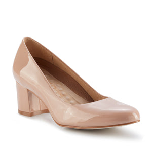 Jessica: Blush Patent Leather BOUTIQUE COLLECTION