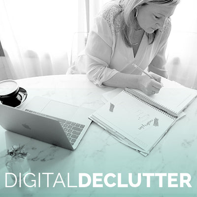 Decluttering Your Digital Life