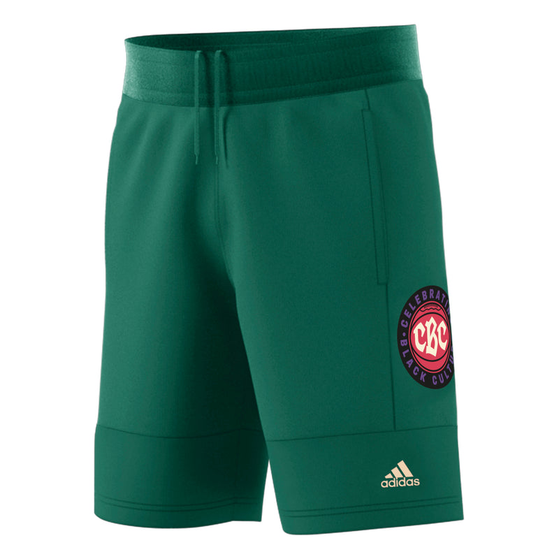 Miami Hurricanes adidas 2019 Black History Month Basketball Shorts - Green