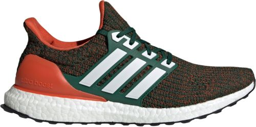 Miami Hurricanes adidas Ultra Boost Shoes