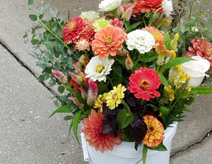 Bulk Flower & Greenery Bucket