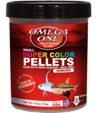 Omega One Super Color Sinking Pellets Food (Various Sizes)