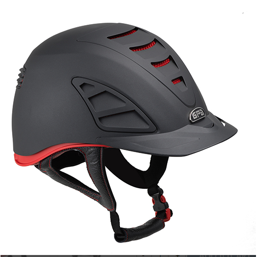 GPA 4S Speed Air Black/Red