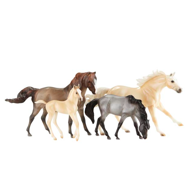 Breyer Cloud's Encore Gift Set