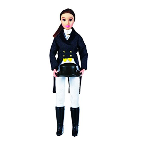 Breyer Megan Dressage Ride- 8 Inch Figur