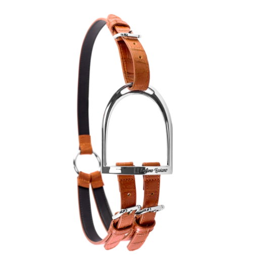 Stefano Laviano Stirrup Belt Brown