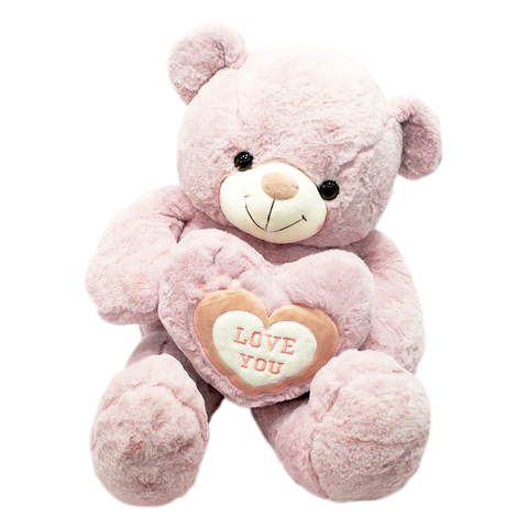 """Love You"" Bear Plush"