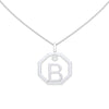 Personalised-Initial-B-diamond-white-gold-pendant-by-Sydney-jewellers-Lizunova