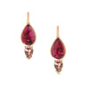rose-gold-earrings-spinel-sapphire-lotus-sydney-jewellers-lizunova