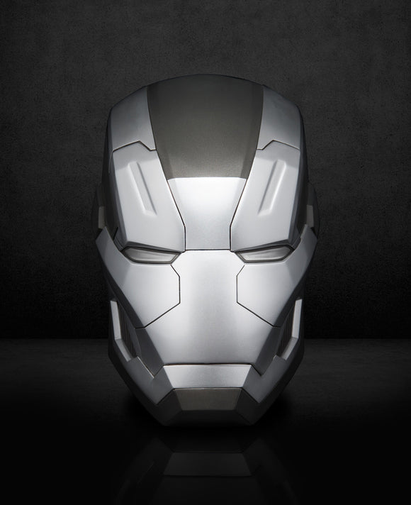 CIVIL WAR WAR MACHINE MARK 3 HELMET LIFE-SIZE (1:1)  BLUETOOTH SPEAKER - HERO AUDIO