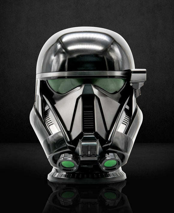 Star Wars Death Trooper Helmet 1:1 Bluetooth Speaker - HERO AUDIO