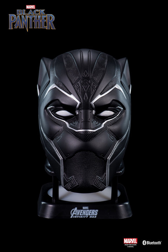 Marvel Black Panther Mini Bluetooth Speaker - HERO AUDIO