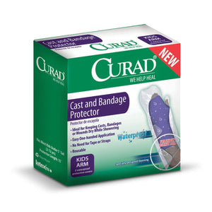 CURAD Cast Protectors,Child, Case of 6 Box