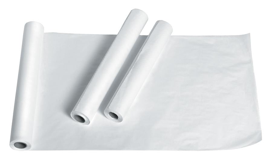 Standard Smooth Exam Table Paper, Case of 12 Roll
