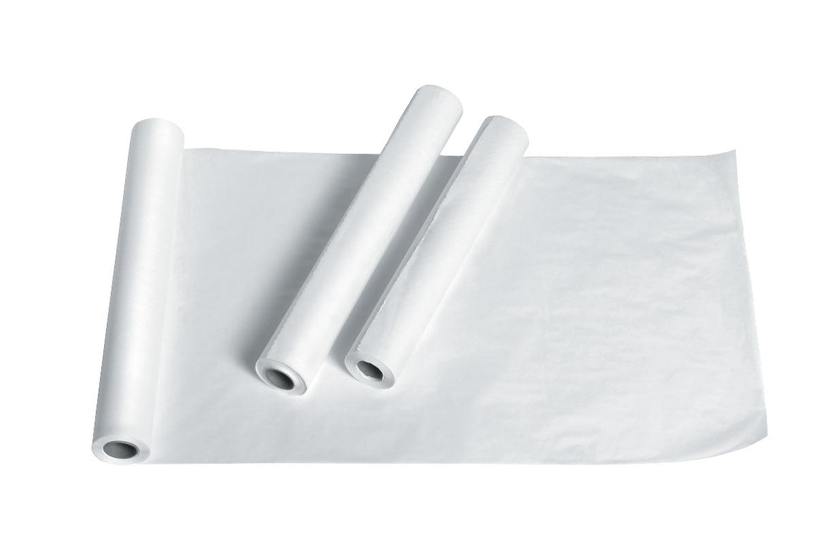 Standard Crepe Exam Table Paper, Case of 12 Roll