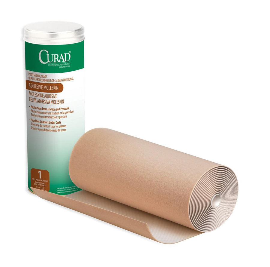 CURAD Moleskin Roll, Each