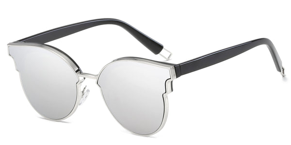 ChromeMirror Main ZILOE Vitality Cool Oval Sunglasses