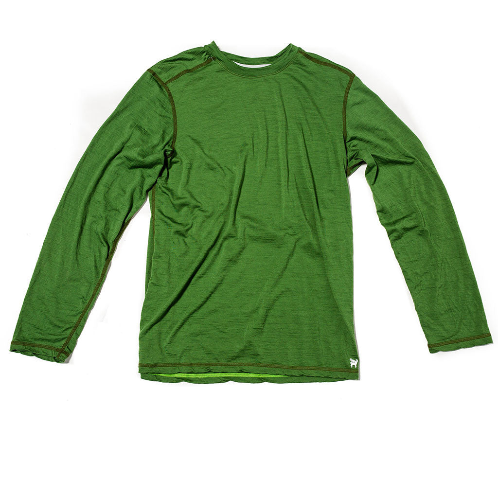 Men's Transit Long Sleeve--Moss