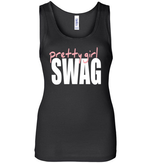 The Pretty Girl Swag Tee (Ladies)
