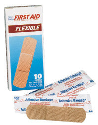 Flexible Bandage Strips