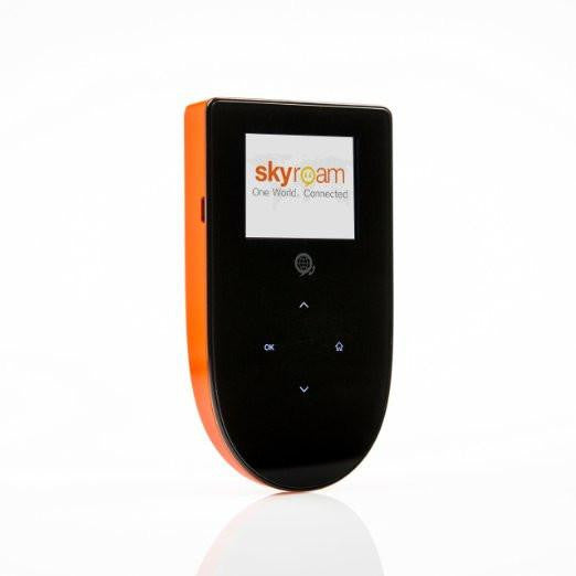 Skyroam Hotspot Rental