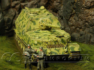 """BRAND NEW"" Dragon Armor 1:35  -  Deluxe WWII German Elefant Tank"