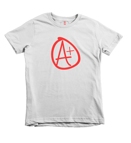 """A+"" Unisex Fit Tee - The Talking Shirt"