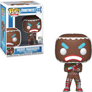 Fortnite Funko POP! Games Merry Marauder Vinyl Figure #433