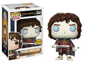 Funko POP Lord of The Rings! Frodo Baggins Vinyl Figure #444 Chase