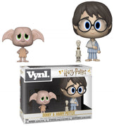 Funko Vynl. Dobby & Harry Potter Vinyl Figure 2-Pack