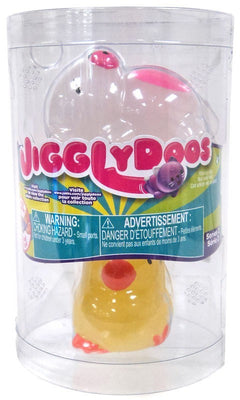 JigglyDoos Series 2 White Bear & Yellow Chick 2-Pack - Zolo's Room