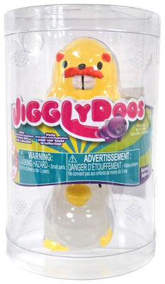 JigglyDoos Series 2 Yellow Beaver & White Chick 2-Pack - Zolo's Room